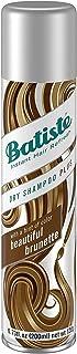 Batiste Dry Shampoo Volumizing Texturizing Refreshing Spray 6.73oz_Medium & Brunette