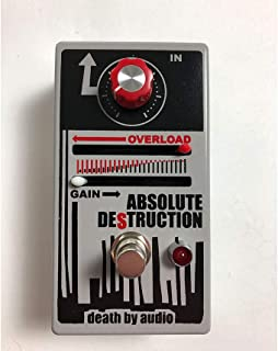 forever fuzz pedal