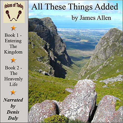 All These Things Added audiobook cover art