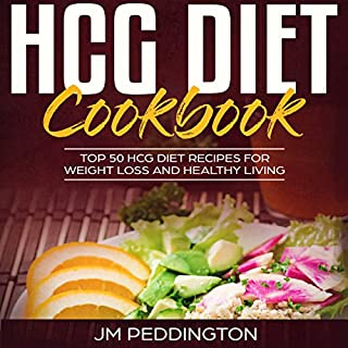 HCG Diet CookBook     Top 50 HCG Diet Recipes for Weight Loss and Healthy Living              Written by:                                                                                                                                 JM Peddington                               Narrated by:                                                                                                                                 William Bahl                      Length: 2 hrs and 12 mins     Not rated yet     Overall 0.0