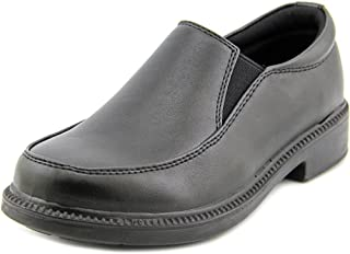 French Toast Boys Mark Classic Slip On Loafer, School Uniform Dress Shoe Kids