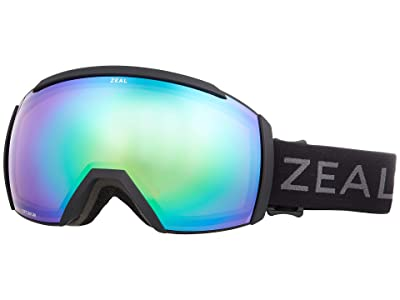 Zeal Optics Hemisphere (Dark Night w/ Jade Mirror) Goggles
