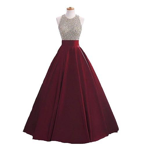 8dd5264619d3 JoyVany Women Tulle Beading Homecoming Dresses Short 2019 Formal Gowns H045