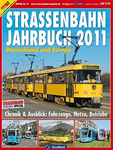 Strassenbahn-Jahrbuch 2010 (Strassenbahn Special)
