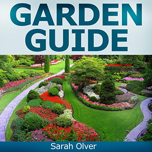 Garden Guide audiobook cover art