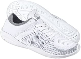 HighLyte Cheerleading Shoes - White Cheer Sneakers for Girls
