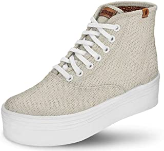 fe67fb6ee Tenis Feminino Usthemp Spice Advanced Vegano Casual Lurex