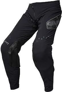 Seven MX Pantalón Mx 2019 Zero Raider Negro (34 Cintura = Eu 48, Negro)