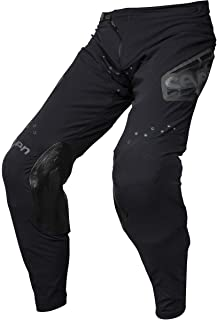 Seven Men's Zero Raider Pant (Black, Size 34)