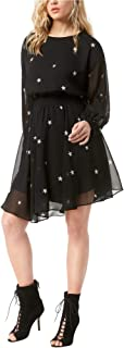 Womens Star A-Line Dress