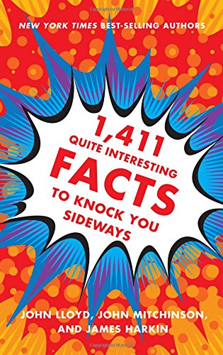 Image of 1,411 Quite Interesting Facts to Knock You Sideways