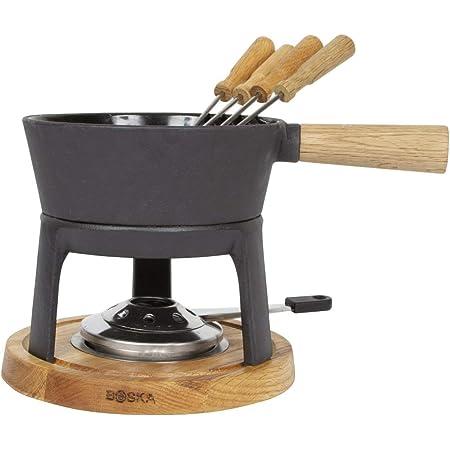 Boska Set de fondue Pro - Hecho para cada hornillo - 1.2L