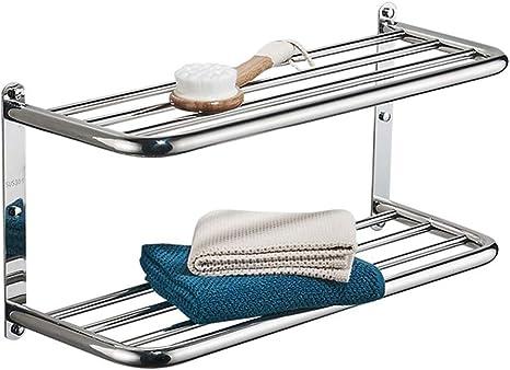 shower gel shelf perforated storage shelf kitchen storage shelf non perforated shelf Stainless steel bathroom shelf storage box