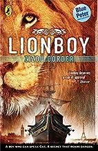 Lionboy by Zizou Corder (2004-05-06)