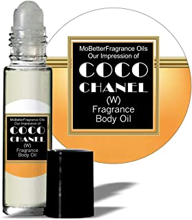 Mobetter Fragrance Oils' Our Impression of Coco C H A N E L (W) Women Perfume Body Oil