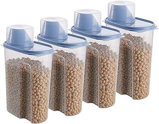 Boîte de rangement XIAOXIAO Cuisine Grandes Boîtes Scellées Bocaux Multi-Grains Récipients De Stockage Divers Réservoirs D...