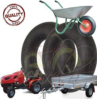 Beauneo 4.10//3.50-4 410//350-4 ATV Quad Go Kart 47Cc 49Cun Grosso 4.10-4 Camera dAria Interna Adatta per Tutti I Modelli 3.50-4 Camera dAria Interna da 4 Pollici
