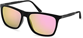 AMZTM Polarized Sunglasses Fashion Mirrored Reflective Glasses
