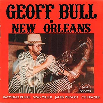 Geoff Bull in New Orleans