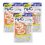 DHC マルチビタミン サプリメント 約180日分 1セット(180粒:60粒×3袋)