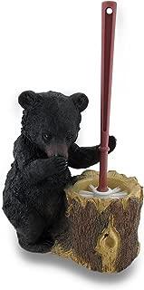 LL Home Stinky Bear Toilet Brush Holder