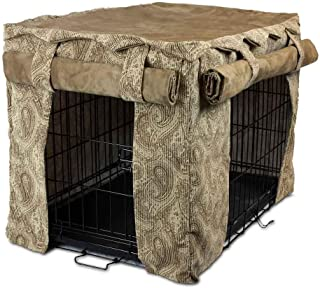 Snoozer Pet Products - Cabana Dog Crate Cover