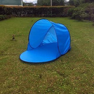 Strand tält pop-up tält camping automatisk bärbar sommar hav solskydd trädgård utomhus vattentåligt tält