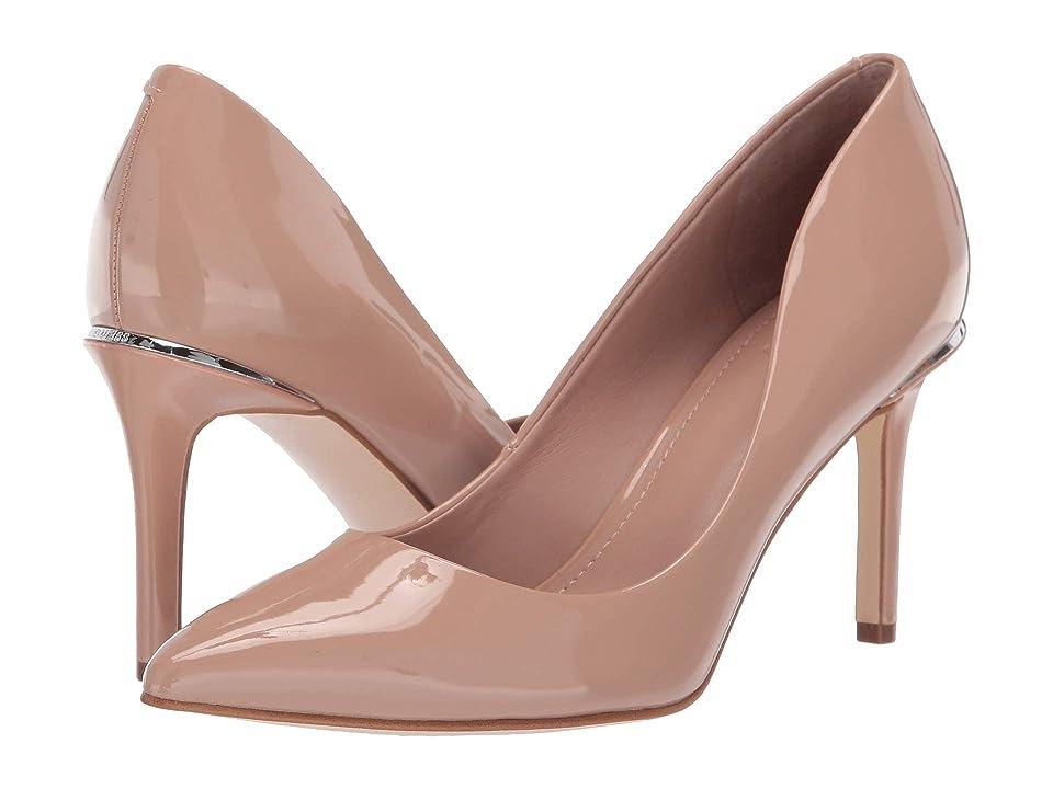 GUESS Barett (Natural Synthetic) High Heels