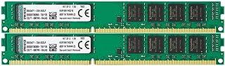 キングストン Kingston デスクトップPC用 メモリ DDR3 1600 (PC3-12800) 8GBx2枚 CL11 1.5V Non-ECC DIMM 240pin KVR16N11K2/16