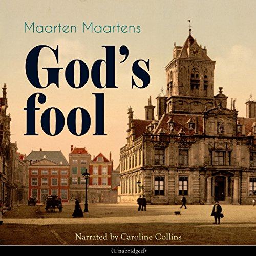 God's Fool audiobook cover art