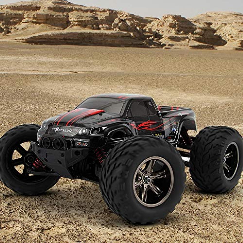 Rcdfrzdd Dirt Bike Kf S911 1 12 2wd Spielzeug Monster Truck Wl A969 A979 Riesenrad Junge Geschenkidee Fernbedienung Autoradio gesteuert (Farbe   rot)
