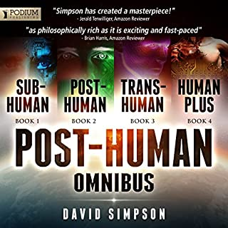 The Post-Human Omnibus cover art
