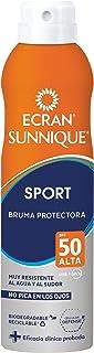 Ecran Ecran Sun Lemonoil Sport Onzichtbare spray SPF50-250 ml