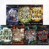 Lorien Legacies Series 7 Books Collection Set By Pittacus Lore I Am Number [NEW]