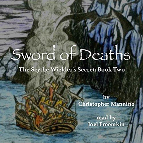 Sword of Deaths audiobook cover art