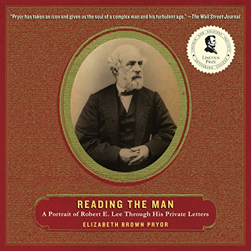 Reading the Man audiobook cover art
