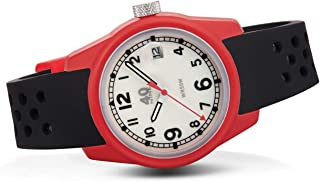 40N7.1LBK Ladies 35MM Spartan Watch, White Dial