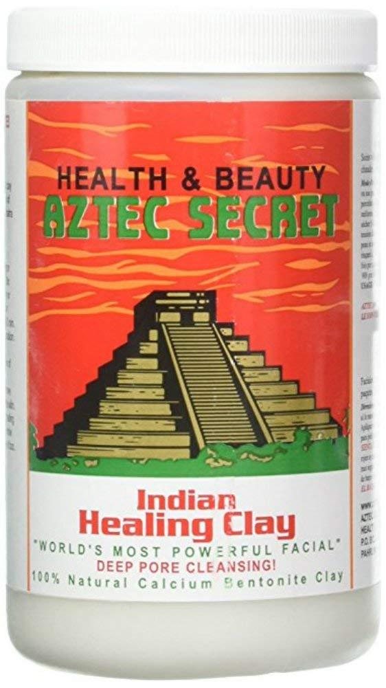 Aztec Secret Indian Healing Clay 2LB Deep Pore Cleansing Facial