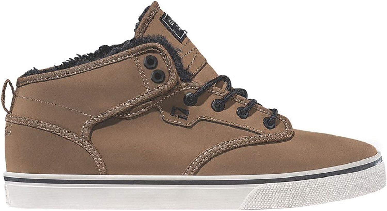 Globe Men shoes Sneakers Motley Mid brown 44.5