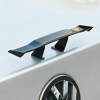 Auto-onderdelen 1pcs Universal Mini Spoiler auto achterlichten Decoration Spoiler Wing Carbon Fiber Car Exterior Parts Dec...