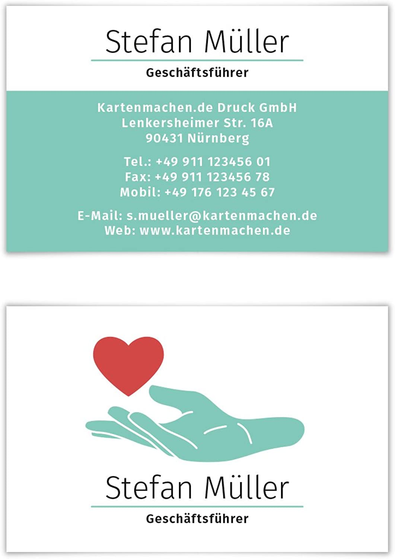 800 x Visitenkarten individuell Business Karten 300g qm 85 85 85 x 55 mm - Altenpfleger B07F7HKB54 | Spielzeugwelt, fröhlicher Ozean  d5bff4