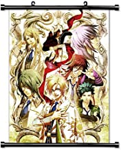 Kamigami no Asobi Anime Fabric Wall Scroll Poster (16x23) Inches [ACT] Kamigami no Asobi- 1