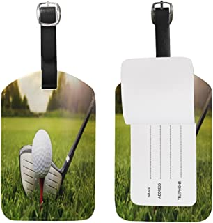 Best sports themed luggage tags Reviews
