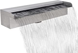 Best stainless steel water fall Reviews