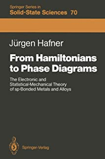 From Hamiltonians to Phase Diagrams: The Electronic and Statistical-Mechanical Theory of sp-Bonded Metals and Alloys