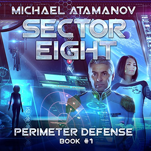 Sector Eight audiobook cover art