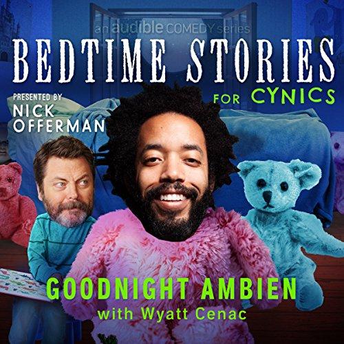 Ep. 1: Goodnight Ambien With Wyatt Cenac cover art
