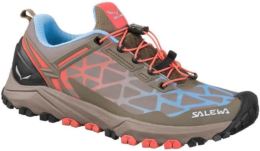 Salewa WS Multi Track, Chaussures de Randonnée Basses Femme