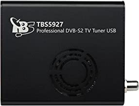 TBS 5927 DVB-S2 Professional Tuner USB Satellite TV Box for Receive Special Stream Broadcasted with ACM, VCM, Multi Input ...