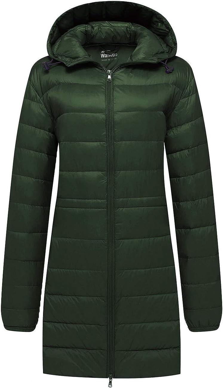 Wantdo Women's Seattle Mall Packable Down Max 82% OFF Winter Hooded Puffer Jacket